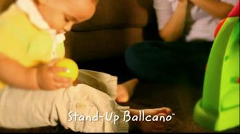 Fisher Price Stand-Up Ballcano TV Spot, 'Joy of Learning' - Thumbnail 9