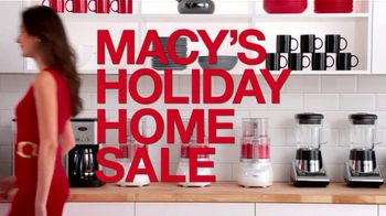 Macy's Holiday Home Sale TV Spot - 52 commercial airings