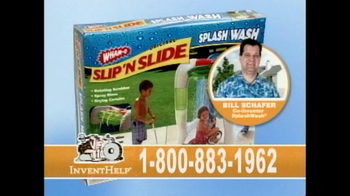 InventHelp TV Spot, 'Splash Wash' - Thumbnail 2