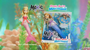 Moxie Girlz Magic Swim Mermaid TV Spot