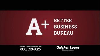 Quicken Loans TV Spot, '30-Year Fixed, 3.5%' - Thumbnail 7