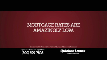 Quicken Loans TV Spot, '30-Year Fixed, 3.5%' - Thumbnail 2