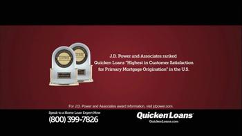 Quicken Loans TV Spot, '30-Year Fixed, 3.5%' - Thumbnail 6