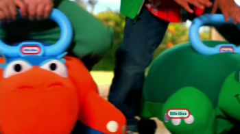 Little Tikes Pillow Racers TV Spot  - Thumbnail 2