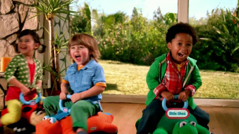 Little Tikes Pillow Racers TV Spot  - Thumbnail 4