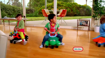 Little Tikes Pillow Racers TV Spot  - Thumbnail 6