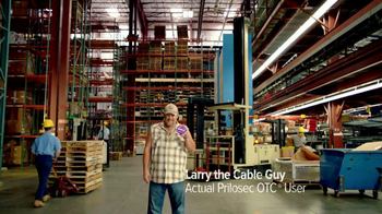 Prilosec TV Spot 'Things You Want' Feat Larry the Cable Guy - Thumbnail 2