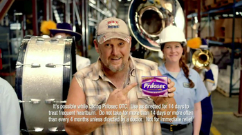 Prilosec TV Spot 'Things You Want' Feat Larry the Cable Guy - Thumbnail 7