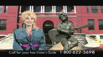 Visit Sevierville TV Spot Featuring Dolly Parton