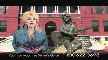 Visit Sevierville TV Spot Featuring Dolly Parton - Thumbnail 2