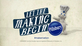 Pillsbury Cinnabon Rolls TV Spot, \'Break It Down\'