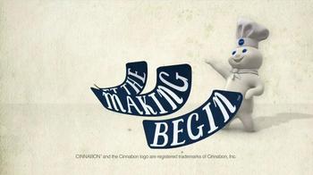 Pillsbury Cinnabon Rolls TV Spot, 'Break It Down' - Thumbnail 9