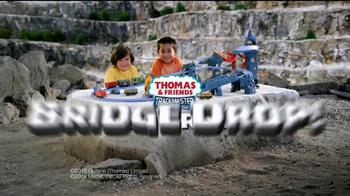 Thomas and Friends Trackmaster Risky Rails Bridge Drop TV Spot - Thumbnail 3