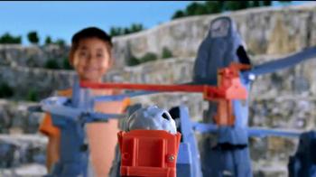 Thomas and Friends Trackmaster Risky Rails Bridge Drop TV Spot - Thumbnail 4