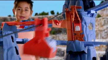 Thomas and Friends Trackmaster Risky Rails Bridge Drop TV Spot - Thumbnail 5