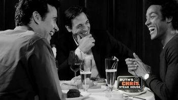 Ruth's Chris Steak House TV Spot, 'Dinner with the Guys'