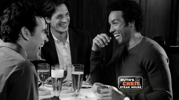 Ruth's Chris Steak House TV Spot, 'Dinner with the Guys'  - Thumbnail 1