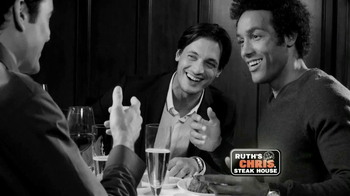 Ruth's Chris Steak House TV Spot, 'Dinner with the Guys'  - Thumbnail 3