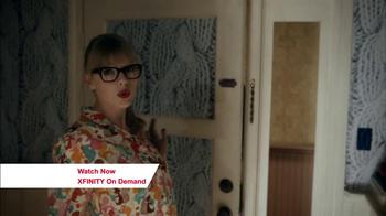 Xfinity On Demand TV Spot, 'Taylor Swift Music Video' - Thumbnail 2