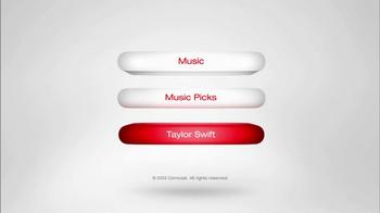 Xfinity On Demand TV Spot, 'Taylor Swift Music Video' - Thumbnail 7