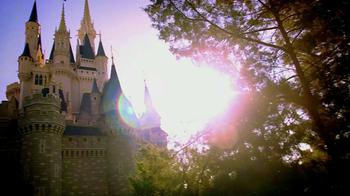 Disney World TV Spot, 'Time' Song Kina Grannis