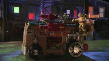 Teenage Mutant Ninja Turtles Shellraiser TV Spot