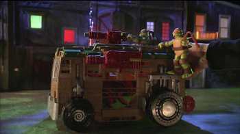 Teenage Mutant Ninja Turtles Shellraiser TV Spot - Thumbnail 3