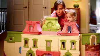 Fisher Price Loving Family Dream Dollhouse TV Spot, 'Joy of Learning'