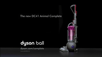Dyson DC41 Animal Complete TV Spot, 'Rather a Good Idea' - Thumbnail 8