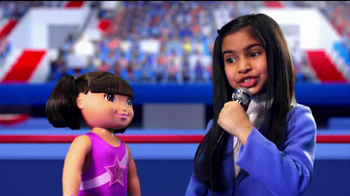 Fantastic Gymnastics Dora TV Spot
