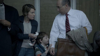 Clorox Bleach TV Spot, 'Bus Stop Nose Wipe' - 851 commercial airings