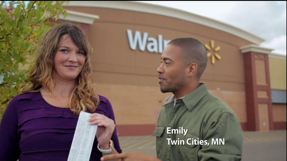 Walmart TV Commercial, 'Fall Savings with Emily'