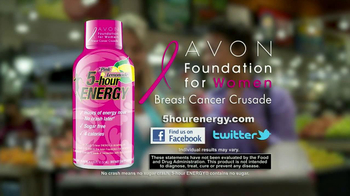 5 Hour Energy Pink Lemonade TV Spot - Thumbnail 10