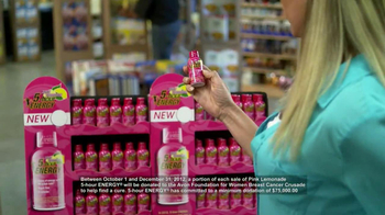 5 Hour Energy Pink Lemonade TV Spot - Thumbnail 2