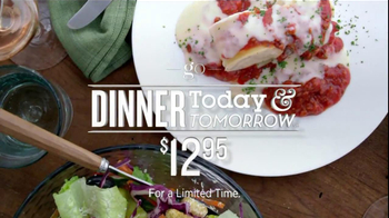 Olive Garden TV Spot, 'Dinner Today, Dinner Tomorrow' - Thumbnail 9