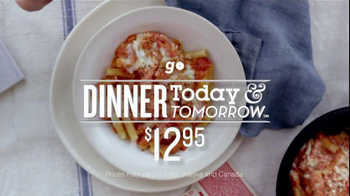 Olive Garden TV Spot, 'Dinner Today, Dinner Tomorrow' - Thumbnail 8
