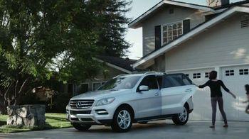 Mercedes-Benz M-Class TV Spot, 'Measurements' - 317 commercial airings