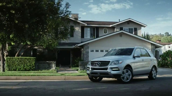 Mercedes-Benz M-Class TV Spot, 'Measurements' - Thumbnail 8