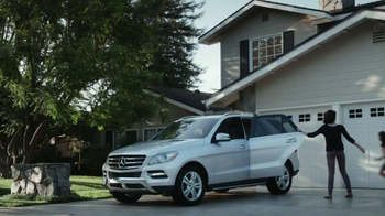 Mercedes-Benz M-Class TV Spot, 'Measurements' - 317 commercial airings