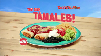 Taco Del Mar Tamales TV Spot, 'Wave of Flavor' - Thumbnail 5