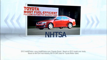 2012 Toyota Corolla TV Spot, 'People Who Know Cars' - Thumbnail 3