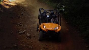 2012 Kawasaki Teryx4 TV Spot - Thumbnail 9