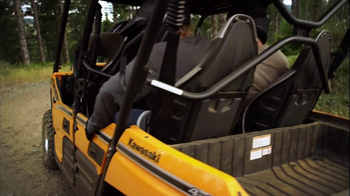 2012 Kawasaki Teryx4 TV Spot - Thumbnail 4