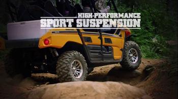 2012 Kawasaki Teryx4 TV Spot - Thumbnail 8