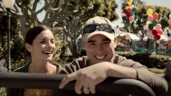 Navy Federal Credit Union TV Spot, 'First Tour Amusement Park'