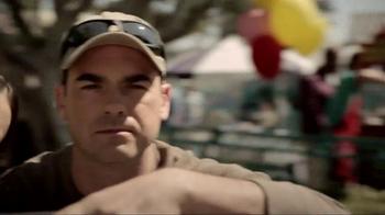 Navy Federal Credit Union TV Spot, 'First Tour Amusement Park' - Thumbnail 7