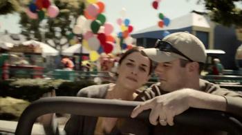 Navy Federal Credit Union TV Spot, 'First Tour Amusement Park' - Thumbnail 8