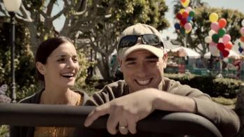 Navy Federal Credit Union TV Spot, 'First Tour Amusement Park' - Thumbnail 9