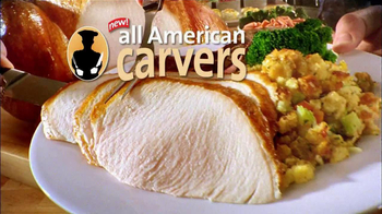 Golden Corral All-American Carvers TV Spot