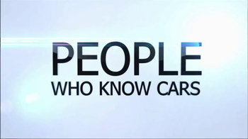 2012 Toyota Models TV Spot, 'People Who Know Cars' - Thumbnail 1